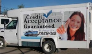 NCRTD Bus - Credit Acceptance Guaranteed