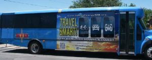 NCRTD Bus - Travel Smart